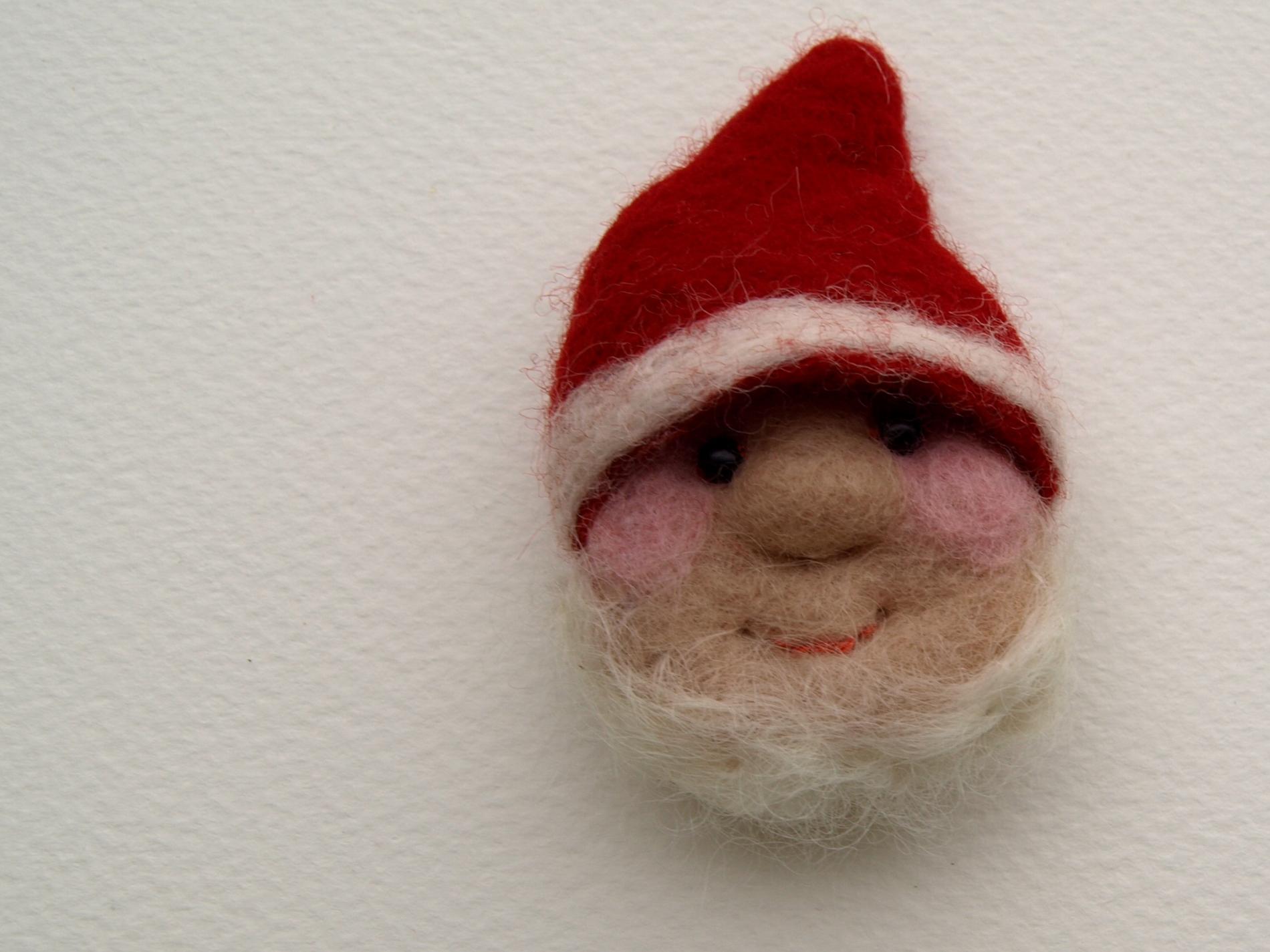 Weihnachtsanstecker