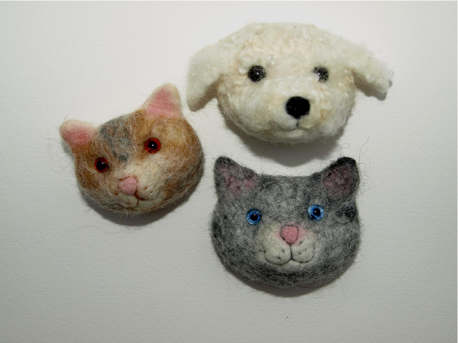 Katzenanstecker